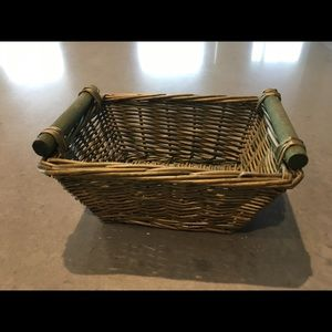 {3 For $25} Small Wicker Basket